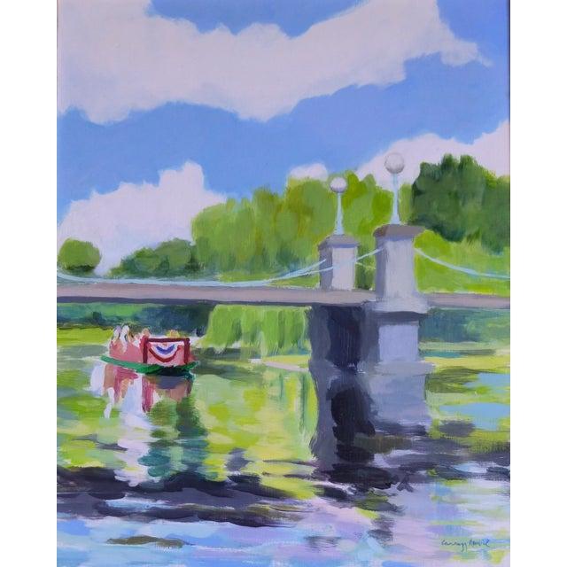 """""""Swan Boat"""" -Boston Public Garden - Image 2 of 5"""