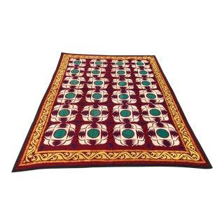 Vintage Big Size Suzani Fabric For Sale