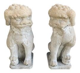 Image of Foo Dog Statues