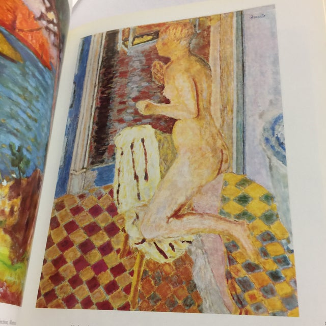 Bonnard & His Environment, Hardcover Book For Sale - Image 5 of 10