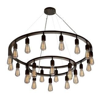 Custom Filament Suspension Light For Sale