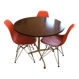 Herman Miller Eames Dining Set For Sale