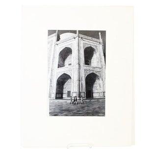 Taj Mahal Architectural Photograph For Sale