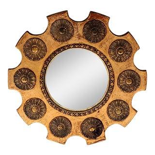 Custom Made Baroque Mirror For Sale