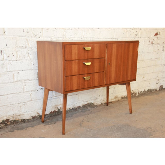 helmut magg for wk m bel mid century credenza chairish. Black Bedroom Furniture Sets. Home Design Ideas