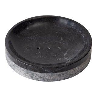 Crosby Soap Dish, Black/Grey For Sale