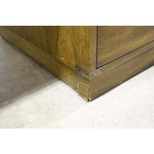 Bernhardt Campaign Partner Desk For Sale - Image 9 of 12