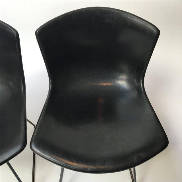 Knoll Bertoia Fiberglass Side Chairs - Set of 3 - Image 8 of 11