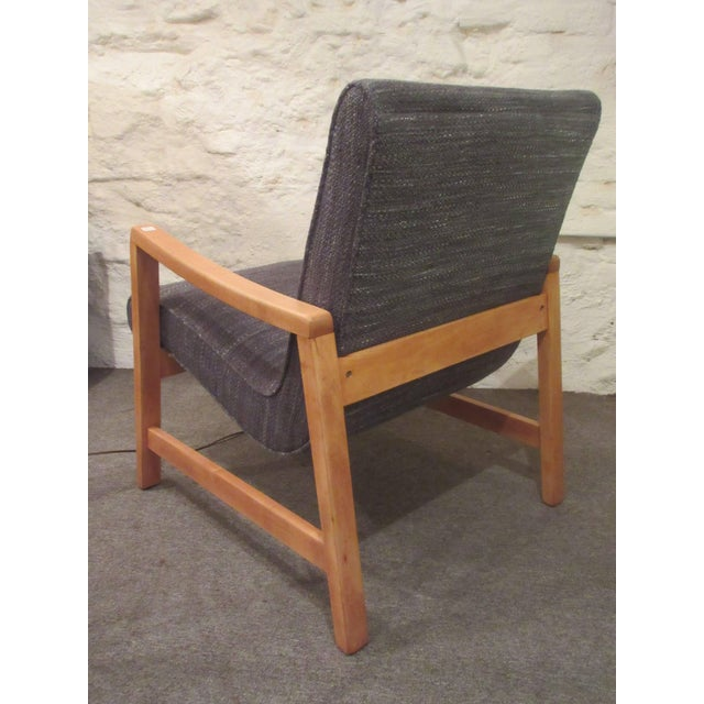 1950s Jens Risom for Knoll Associates Armchair For Sale - Image 5 of 8