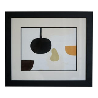 slant select -- Untitled William Scott (Royal Artist UK)
