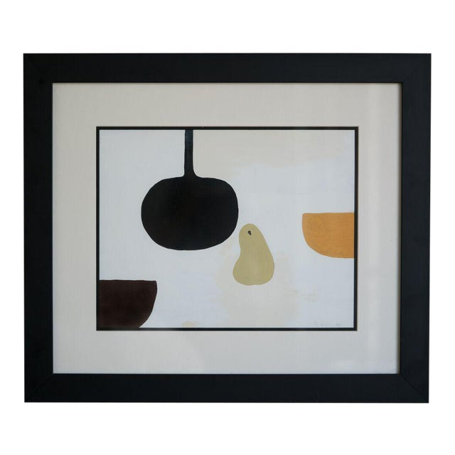 slant select -- Untitled William Scott (Royal Artist UK) For Sale