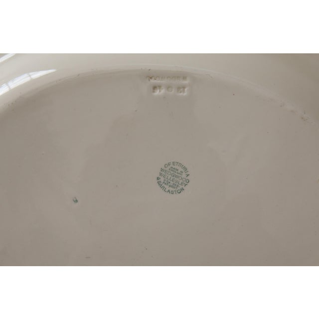 C. 1940 Large English Wedgwood Oval Serving Platter For Sale In Houston - Image 6 of 7