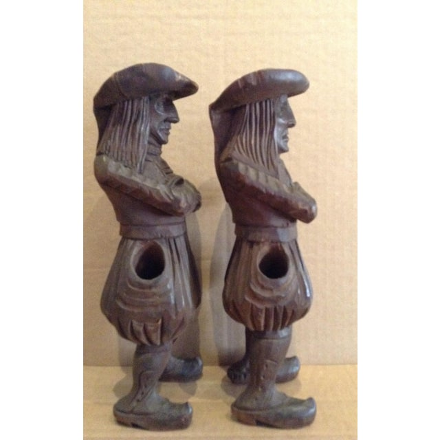 Antique J. Martin Rennes Candle and Matchstick Holders - A Pair For Sale In Atlanta - Image 6 of 10