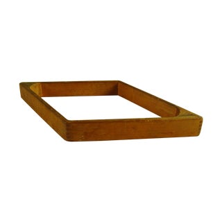 Wooden Nine Ball Rack For Sale