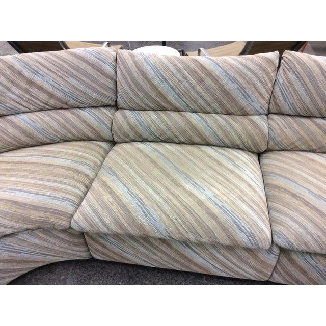 Saporiti Italia Six-Piece Sectional Sofa For Sale - Image 7 of 11
