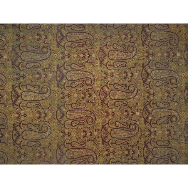 Leon Banilivi Antique Amritzar Carpet - 9' X 12' - Image 4 of 5