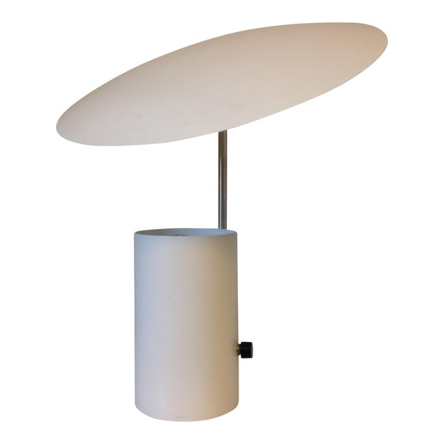 """George Nelson for Koch & Lowy """"Half Nelson"""" Lamp For Sale"""