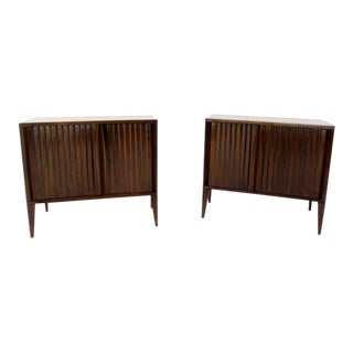 Mid-Century Modern Edmond Spence Night Stands- a Pair For Sale