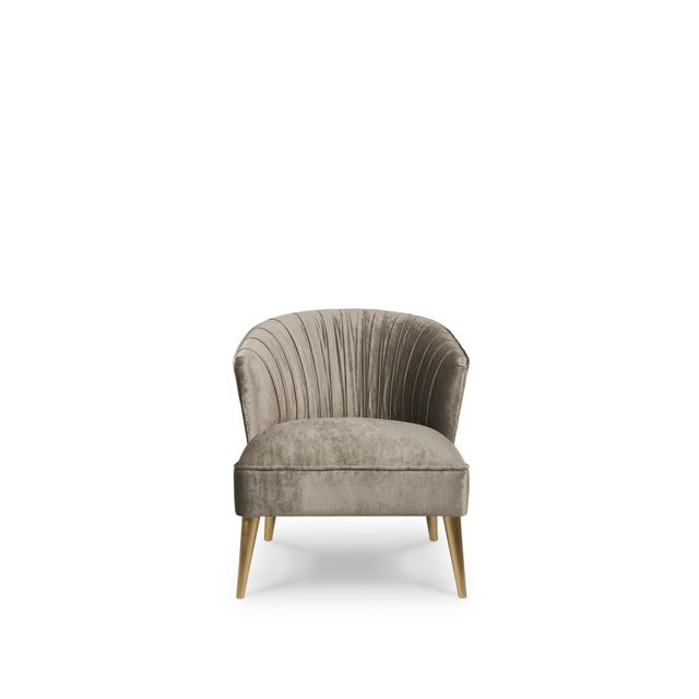 Not Yet Made - Made To Order Nuka Armchair From Covet Paris For Sale - Image 5 of 5