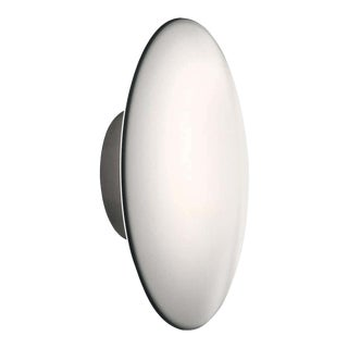 Small Arne Jacobsen 'Eklipta' Wall or Ceiling Light for Louis Poulsen For Sale