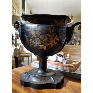Pair of Tole Urns Preview