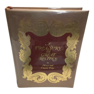 A Treasury of Great Recipes Mary and Vincent Price