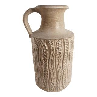 Carstens West German Pottery Jug
