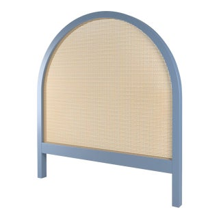 Eva Headboard - Twin - Summer Mist Blue For Sale