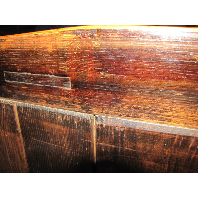 1900s Arts and Crafts Gustav Stickley Chest of Drawers For Sale - Image 12 of 13