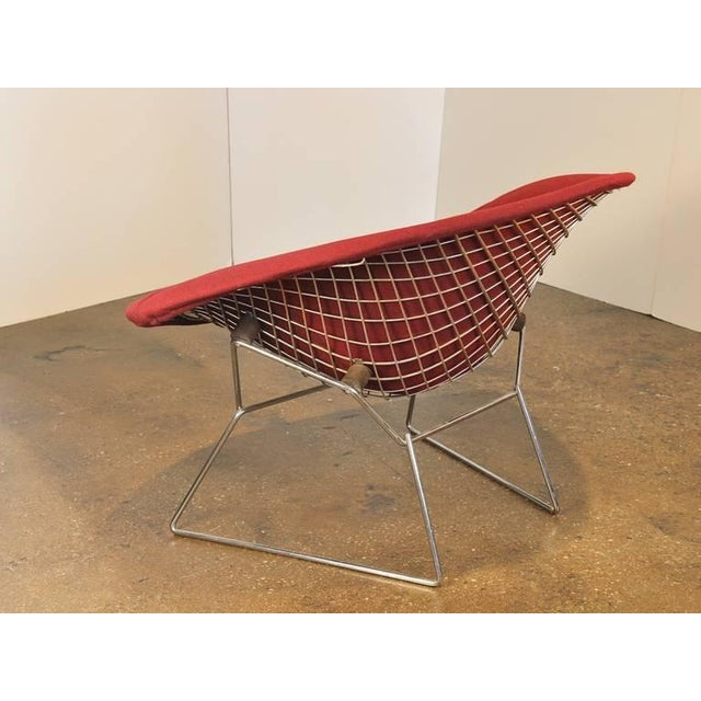 Vintage Large Bertoia Diamond Chair by Knoll - Image 4 of 10