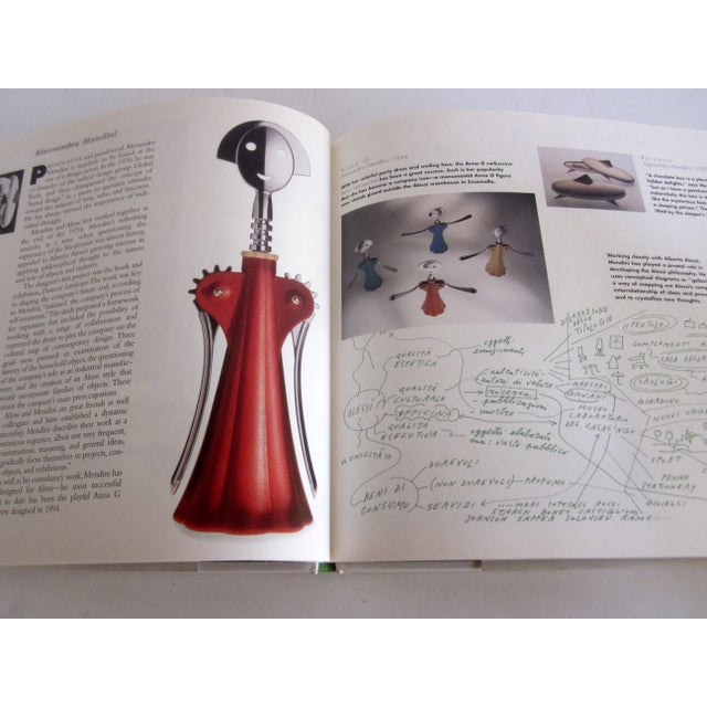 Alessi Design Hard Cover Book - Image 5 of 6