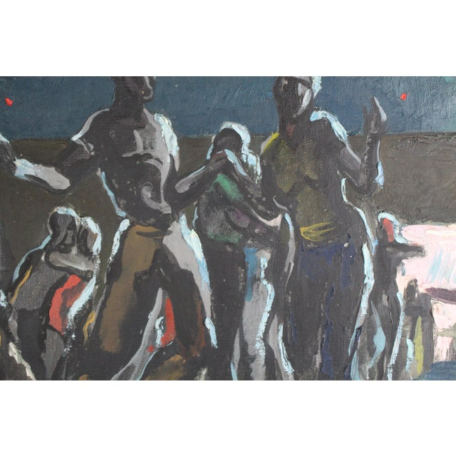 """Buchholz """"Airport Moonlight Dance"""" For Sale - Image 4 of 5"""