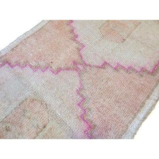 "Vintage Turkish Pink Runner-1'8'x3'6"" Preview"