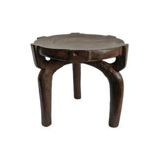 Tanzania Wood Stool For Sale