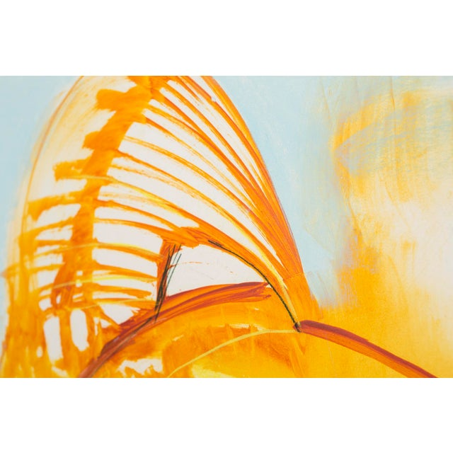 """Ted Stanuga Ted Stanuga, """"Brush Fire"""" For Sale - Image 4 of 7"""