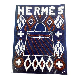 """Vintage Collectible Magazine """"The World of Hermès"""" 1997 For Sale"""