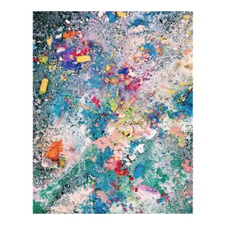 "Nicole Cohen ""Chalk 2"" Large Pigment Print For Sale"