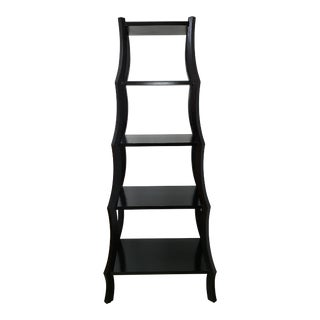 Asian-Inspired Display Tower or Shelf For Sale