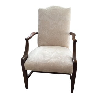 Vintage Martha Washington Upholstered Chair