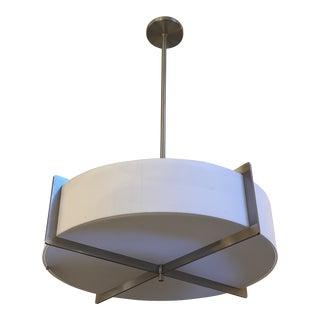Boyd Lighting Crisscross Grand Pendant For Sale