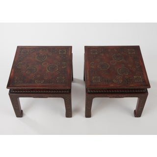 1950s Chinese John Widdicomb Side Tables - a Pair Preview