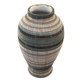 "Bitossi ""Seta"" Collection Vase For Sale"