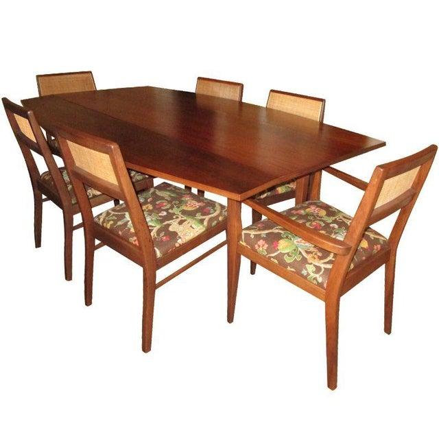Mid-Century Dining Room Set - Image 1 of 11