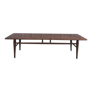 Mid Century Modern Lane Acclaim Coffee Table For Sale