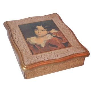 Florentine Portrait Box