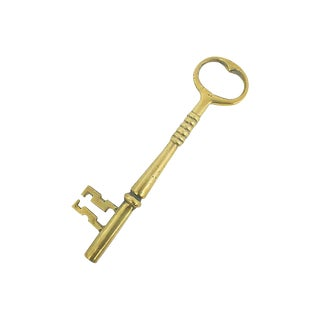 Skeleton Key Bottle Opener