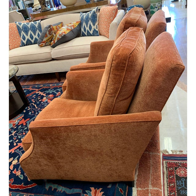 2010s Donghea Club Chairs - a Pair For Sale - Image 5 of 12