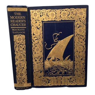 1912 Geoffrey Chaucer The Modern Readers Book