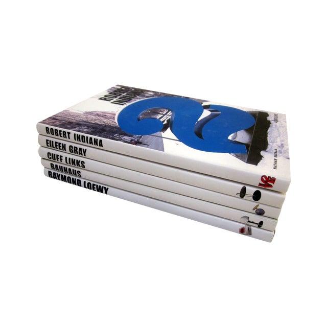 Robert Indiana Loewy Gray 5 Books - Image 1 of 4