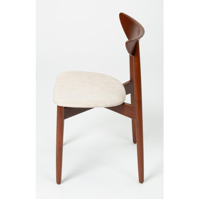 1960s 1960s Single Teak Dining / Accent Chair by Harry Østergaard for Randers Møbelfabrik For Sale - Image 5 of 13